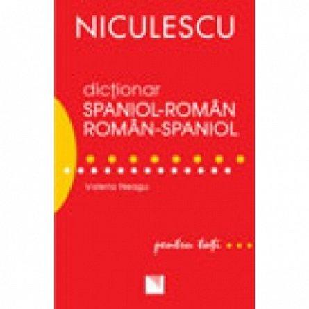 DICTIONAR SPANIOL-ROMAN SI ROMAN-SPANIOL PT TOTI