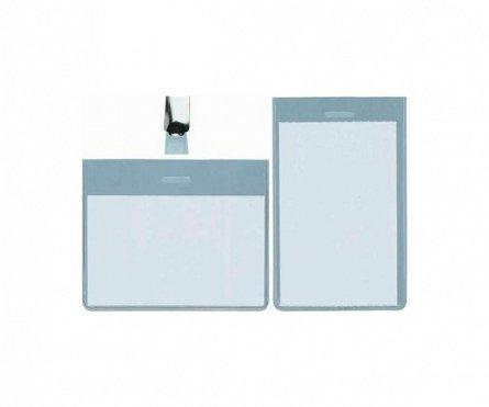 Ecuson vertical Flaro, 60 x 90 mm, transparent
