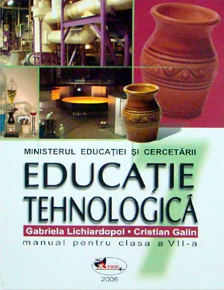 EDUCATIE TEHNOLOGICA MANUAL CL 7