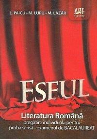 ESEU. ROMANA PENTRU BACALAUREAT