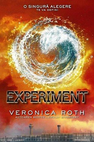 EXPERIMENT. DIVERGENT, VOL. 3