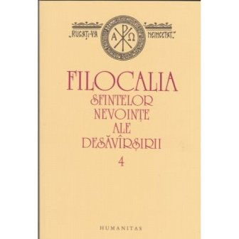 FILOCALIA IV ed.IV