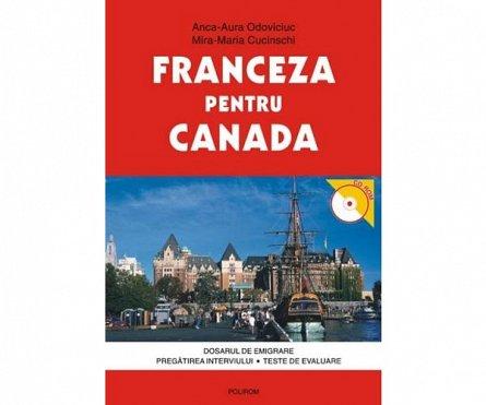 Franceza pentru Canada( CD audio)