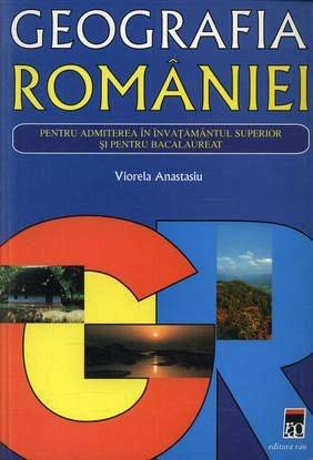 GEOGRAFIA ROMANIEI, PENTRU ADMITEREA IN