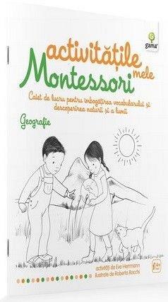 GEOGRAFIE/ ACTIVITATILE MELE MONTESSORI