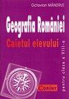 GEOGRAFIE CAIET CL.8 -O.Mandrut