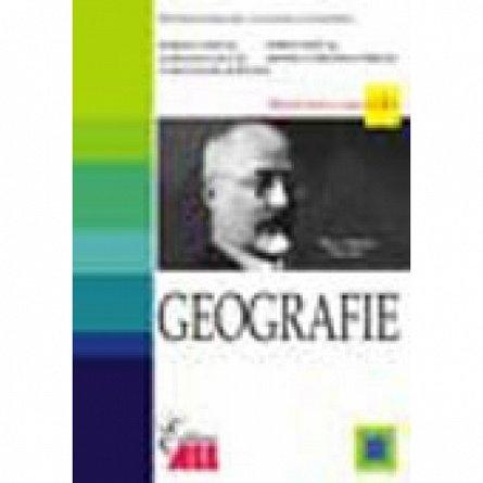 GEOGRAFIE. MANUAL CLS A 12 ADORINA CHEVA