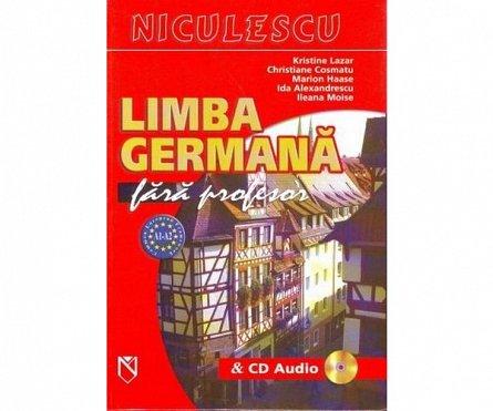 GERMANA FARA PROFESOR+CD