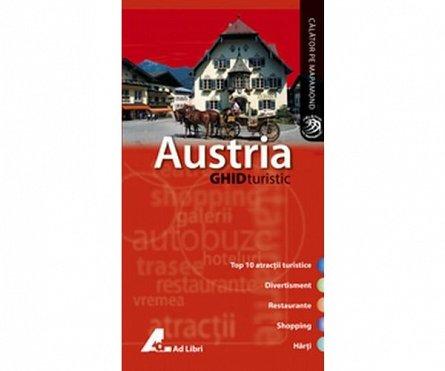 GHID TURISTIC AUSTRIA - REEDITARE