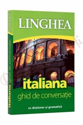 ITALIANA. GHID DE CONVERSATIE ED A II-A