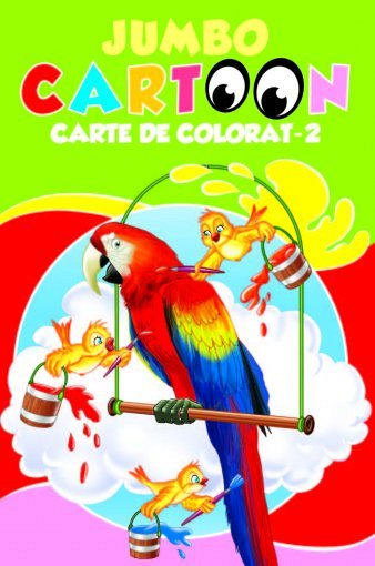 JUMBO CARTOON - CARTE DE COLORAT 2