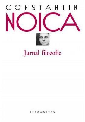 JURNAL FILOZOFIC REEDITARE