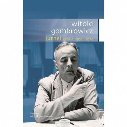 JURNAL VOL.I- BIB.GOMBROWICZ