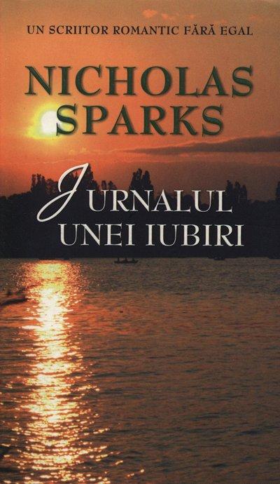 JURNALUL UNEI IUBIRI - ED.CARTONATA 2013