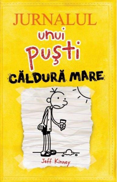 JURNALUL UNUI PUSTI, VOL 4. CALDURA MARE