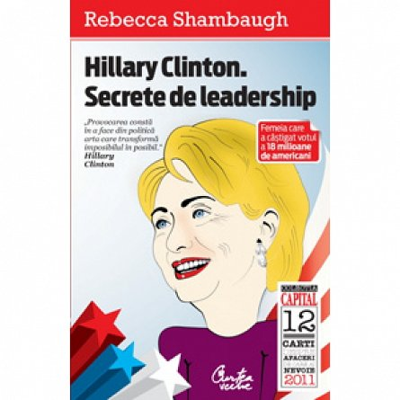KIOSK    HILLARY CLINTON.SECRETE DE LEADERSHIP