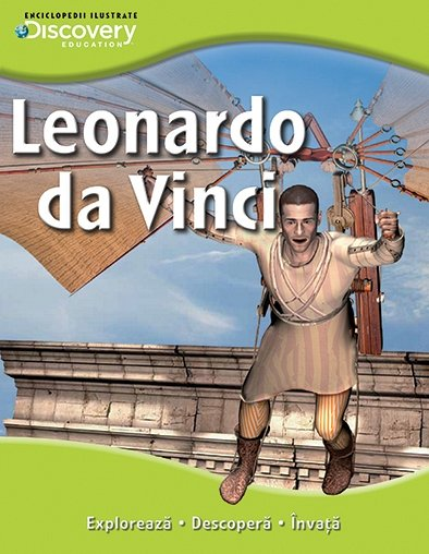 LEONARDO DA VINCI. COL. DISCOVERY