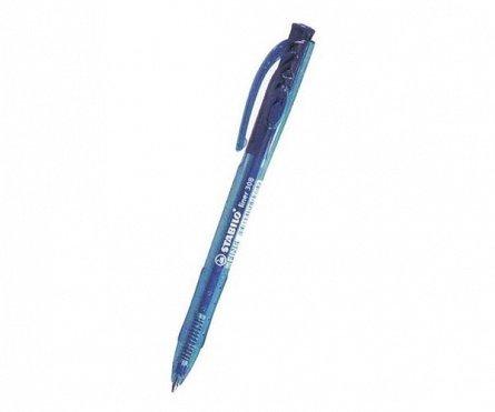 Pix Stabilo Liner 308,F,albastru,cu mec.
