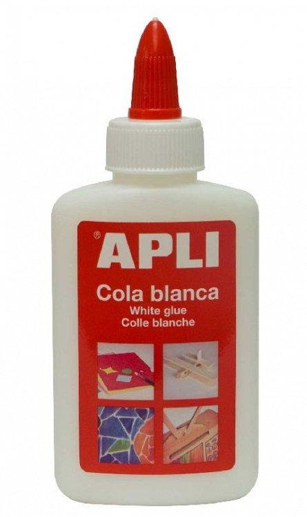 Lipici Apli 100g, alb, non-toxic, fara solventi