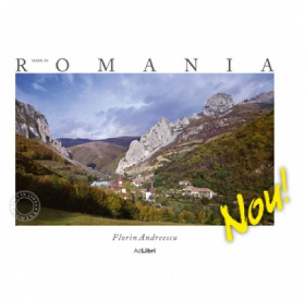 MADE IN ROMANIA-ROMANA