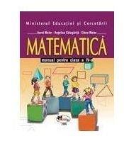 MATEMATICA IV. MANUAL MAIOR