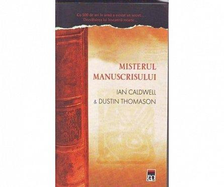 MISTERUL MANUSCRISULUI-BROSAT