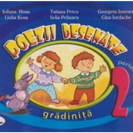 Poezii desenate, Gradinita, Partea II, Iuliana Hosu