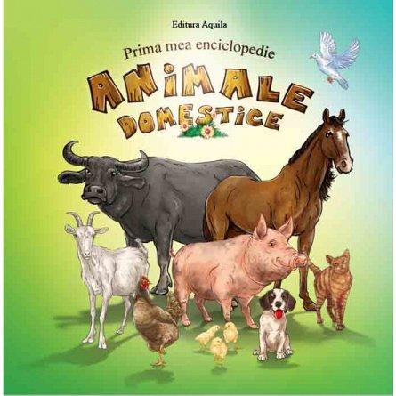 PRIMA MEA ENCICLOPEDIE ANIMALE DOMESTICE