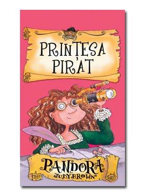 PRINTESA PIRAT- PANDORA