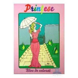 PRINTESE.BLOC DE COLORAT.