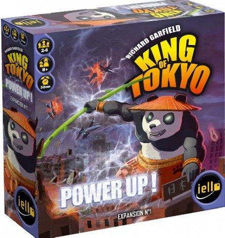 Regele din Tokyo Power Up
