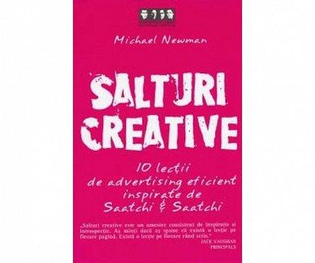 SALTURI CREATIVE- 10 LECTII DE ADVERTISING EFICIENT