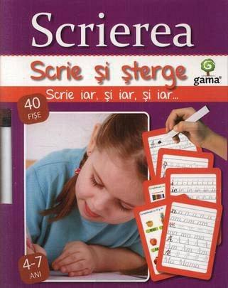 SCRIEREA/ SCRIE SI STERGE