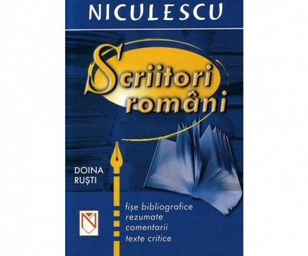 SCRIITORI ROMANI