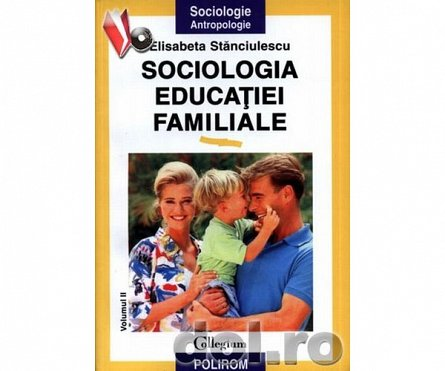 SOCIOLOGIA EDUCATIEI FAM.VOL.II