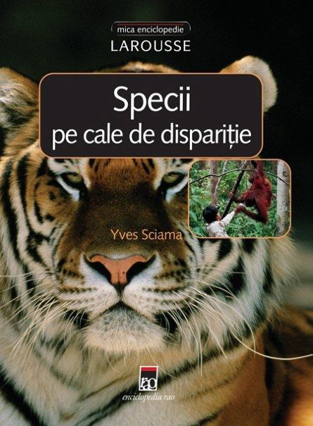 SPECII PE CALE DE DISPARITIE