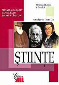 STIINTE.MANUAL CLS.XI