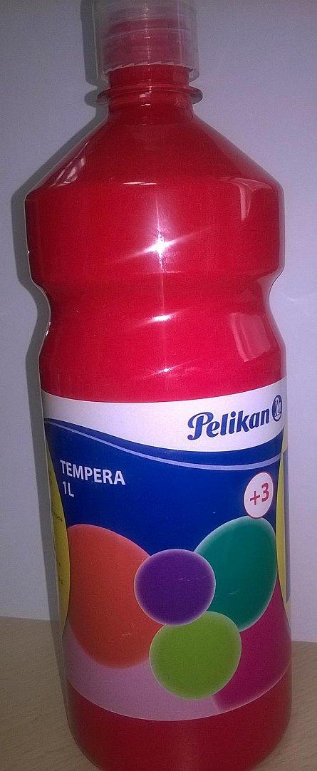 Tempera Pelikan,1L,purpuriu