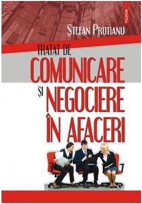 TRATAT DE COMUNICARE SI NEGOCIERE IN AFA
