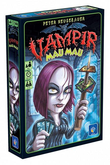 Vampir Mau Mau - joc de carti