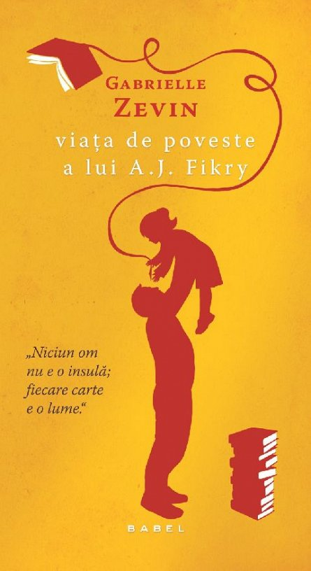 VIATA DE POVESTE A LUI A.J. FIKRY