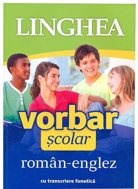 VORBAR SCOLAR ROMAN-ENGLEZ